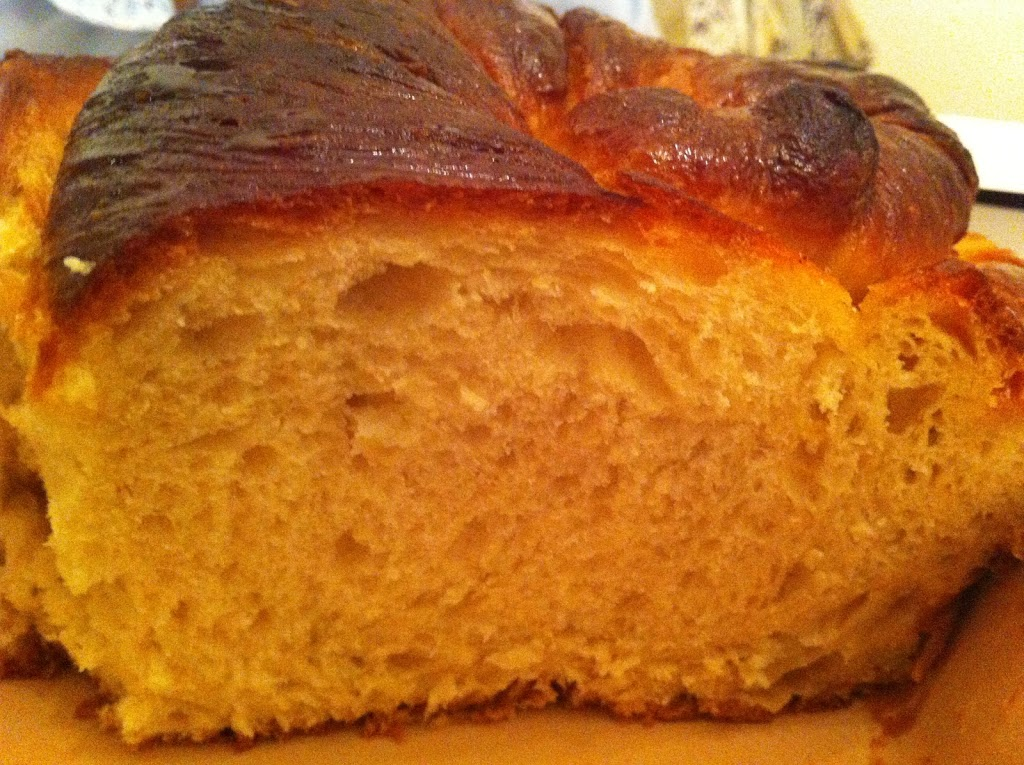 Recipe: Martha Stewart's Apple-Honey Challah Bread