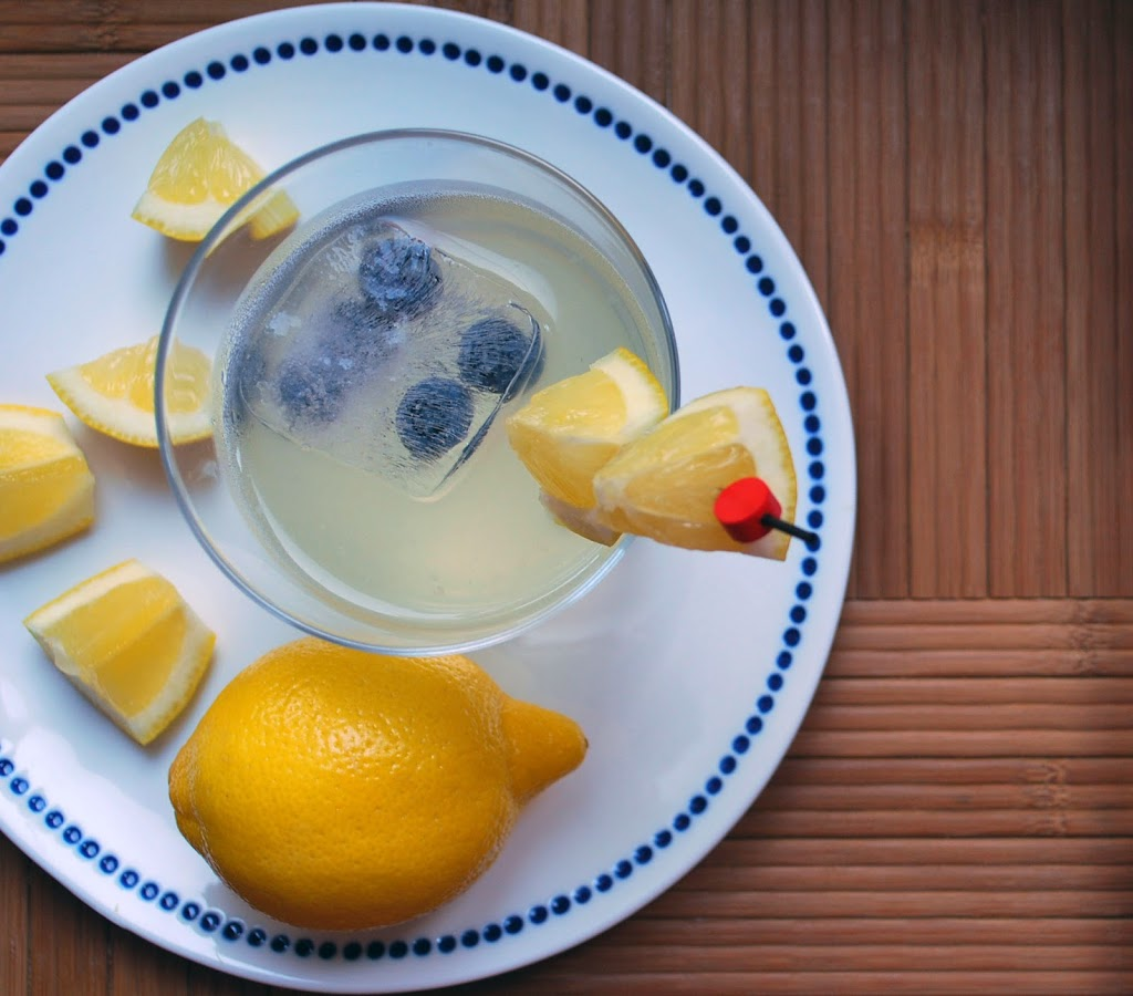 Recipe: Rosewater Lemonade - Ahu Eats